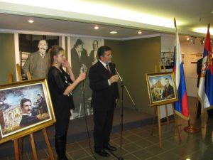 Dr Slavenko Terzić - Ambasador Srbije u Ruskoj Federaciji
